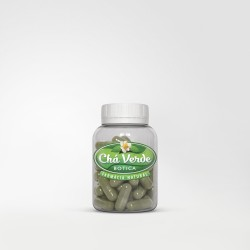 Chá Verde 60 Caps 500Mg