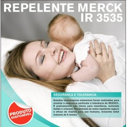 Gel Repelente de Insetos 100 G